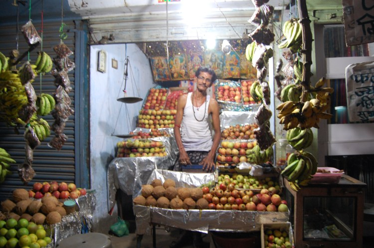 Fruit seller in Ranchi. Representational image. Credit: Caroline/Flickr 2.0