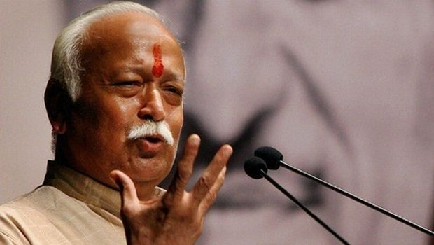 Mohan Bhagwat.Credit: PTI/Files