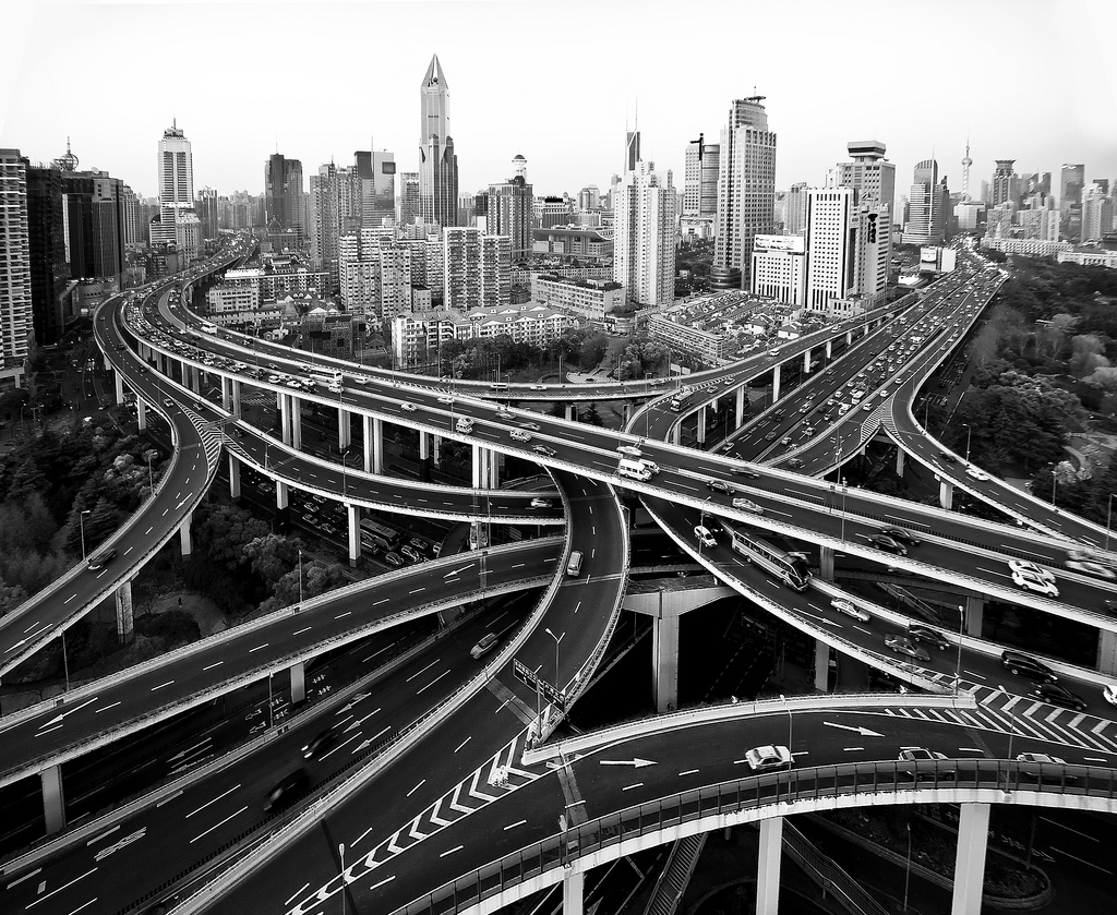 Urban Shanghai. Credit: whiz-ka/Flickr CC BY 2.0