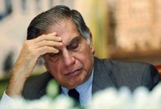 The interim chairman of Tata Sons, Ratan Tata. Credit: Reuters