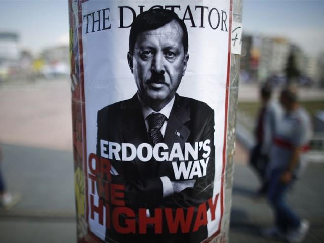 Turkey's Prime Minister Recep Tayyip Erdogan. Credit: Reuters