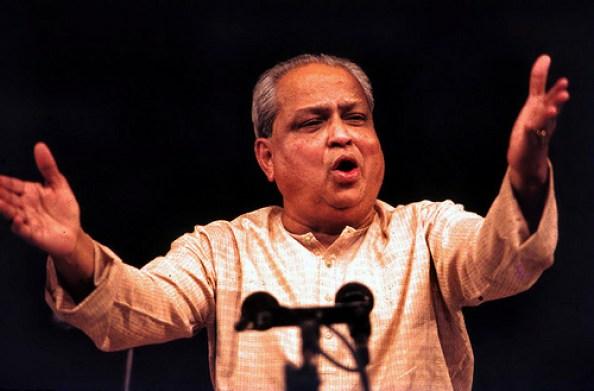 Kumar Gandharva. Credit: Wikimedia Commons
