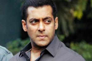 Salman Khan. Credit: PTI