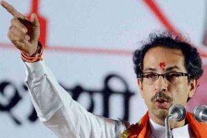 Shiv Sena chief Uddhav Thackarey. Credit: PTI