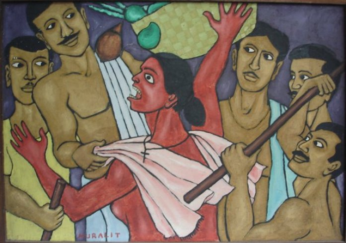 N.D. Rajkumar's poems remind us of the violence of transgressive love, especially in Dalit communities. Representational image. Credit: Chithrakaran T. Murali/Facebook
