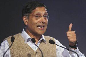 Arvind Subramanian. Credit: PTI