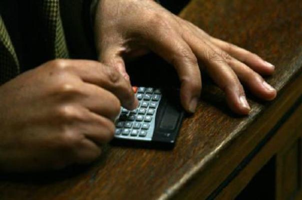 Budget miscalculations? Credit: Reuters