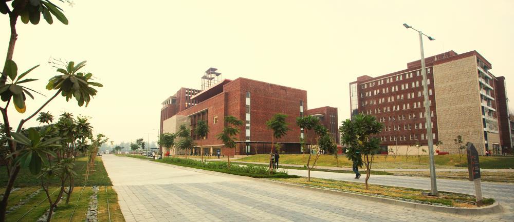 The Ashoka University campus. Courtesy: Facebook/Ashoka University