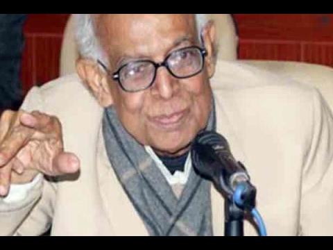 Syed Shahabuddin, 1935-2017. Credit: Youtube