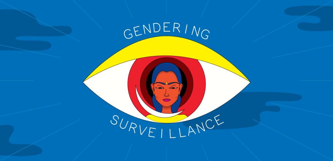 Gendering surveillance. Credit: Shruthi Venkataraman