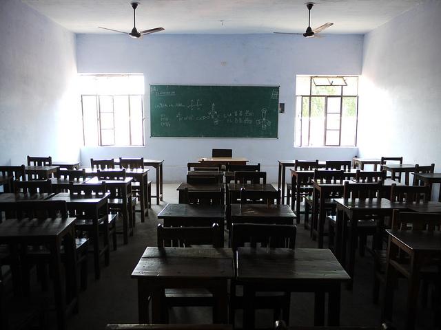 classroom-india_flickr