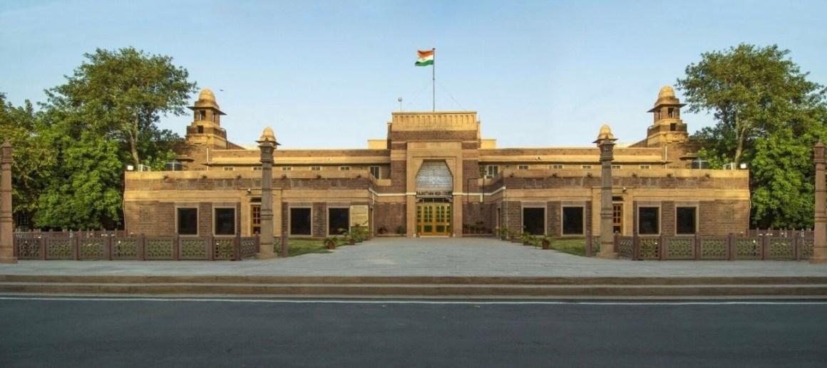 Rajasthan high court, Jaipur bench. Credit: Rajasthan high court