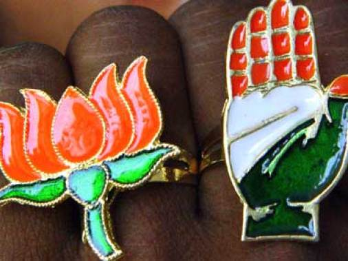 BJP_Congress_symbols_Reuters