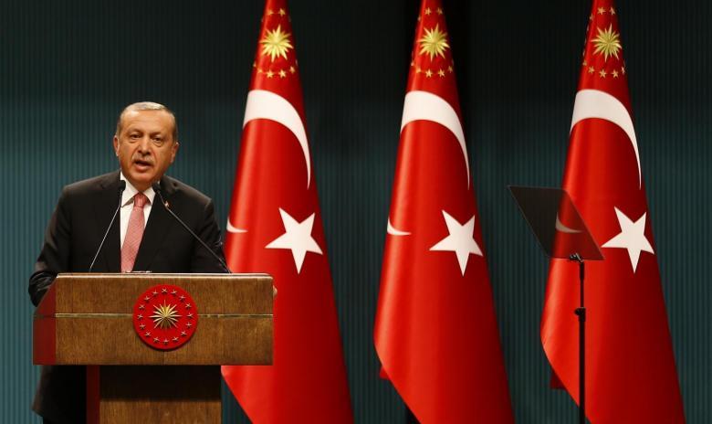 Turkish President Tayyip ErdoganREUTERS/Umit Bektas