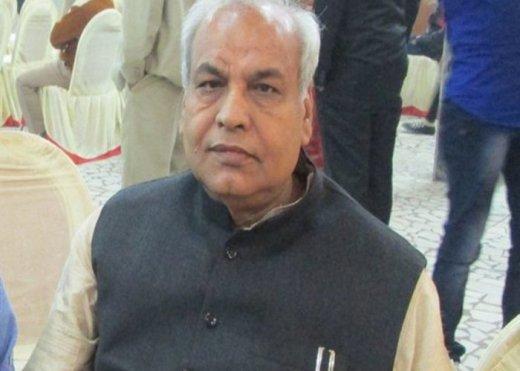 UP minister Satyadev Pachauri. Credit: PTI