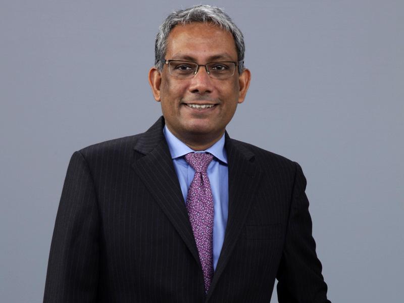 Ravi Venkatesan. Credit: Infosys.com