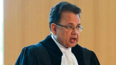 Judge Dalveer Bhandari of the International Court of Justice. Credit: Facebook