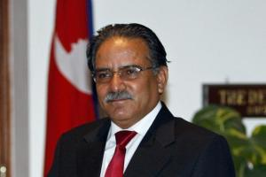 Pushpa Kamal Dahal also known as Prachanda resigned as prime minister of Nepal on Wednesday. Credit: Reuters