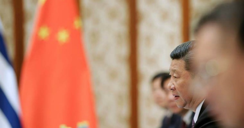 Chinese President Xi Jinping recently added another $124 billion to the already massive commitments to the initiatives's schemes. Credit: Reuters