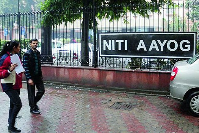 The Niti Aayog has suggested several judicial reforms. Credit: PTI