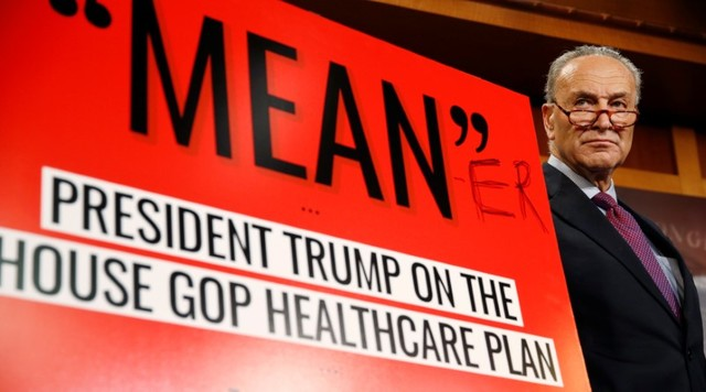 Trump optimistic on health care; some doubtful