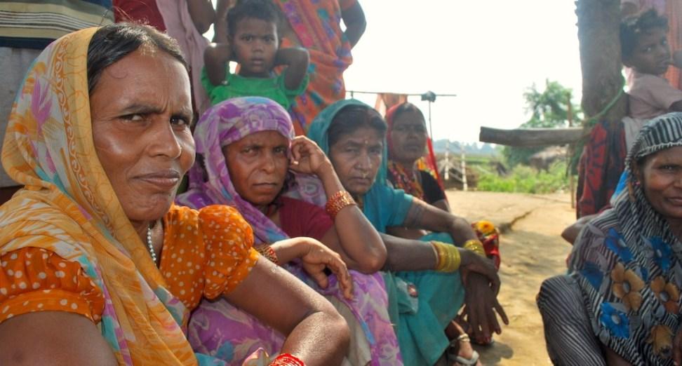 Women in Patna district of Bihar. Credit: Mohd Imran Khan