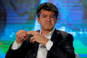 Former Uber CEO Travis Kalanick. Credit: Reuters/Shu Zhang/File Photo