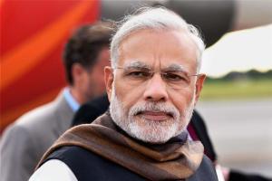 Prime Minister Narendra Modi. Credit: PTI/Subhav Shukla