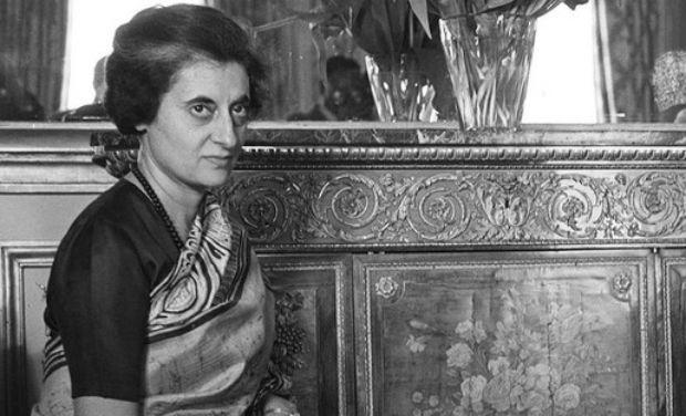 Indira Gandhi. Credit: PTI