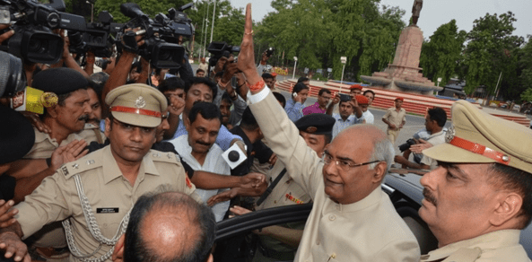 Ram Nath Kovind and the Making of a Right-Wing Dalit Identity