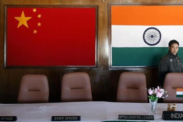 China and India have been engaged in a standoff in the Dokalam area in the Sikkim sector, where Indian troops stopped road construction by Chinese soldiers on 16 June. Credit: Reuters