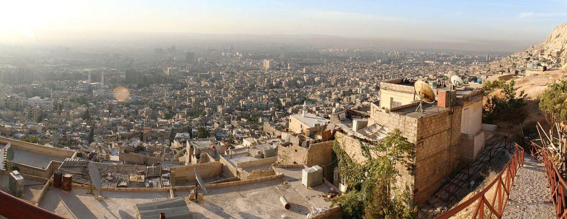 Damascus. Credit: Wikimedia Commons/Wurzelgnohm
