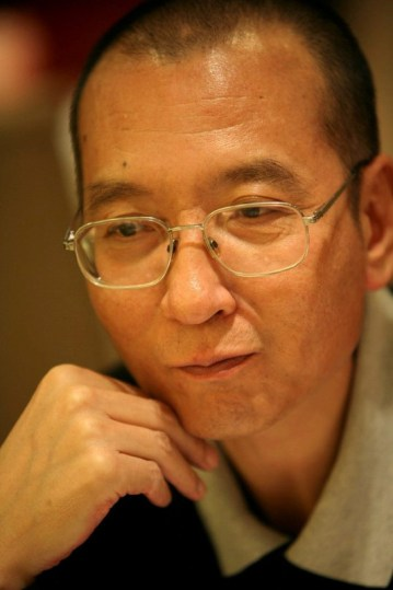 Chinese dissident Liu Xiaobo is seen in this undated photo released by his families. Credit: Reuters/Files