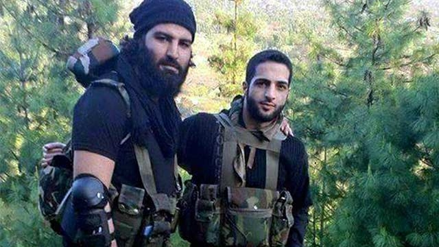 Authorities imposed restrictions on the movement of people in the rest of the valley to foil separatists' plans to hold a rally today to mark the first anniversary of the killing of militant commander Burhan Wani (R). Credit: PTI