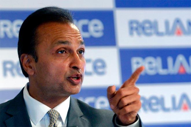 Reliance Communications chief Anil Ambani. Credit: Reuters