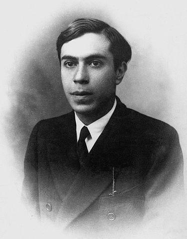 Ettore Majorana. Credit: Wikimedia Commons