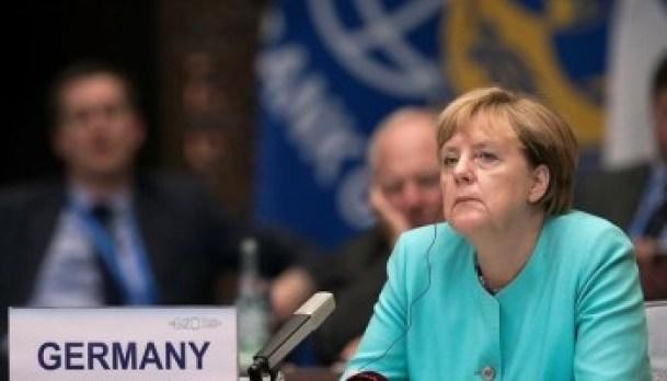 German Chancellor Angela Merkel. Credit: Reuters