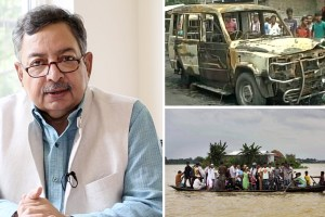 Vinod Dua talks about the recent violence in West Bengal over a controversial Facebook post on Prophet Muhammad and the devastating floods in Assam. Credit: The Wire
