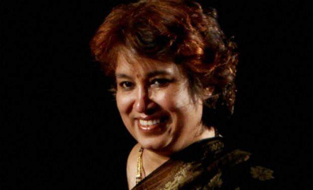 Taslima Nasreen. Credit: PTI