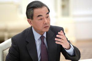 Chinese Foreign Minister Wang Yi. Credit; wikimedia Commons/www.kremlin.ru