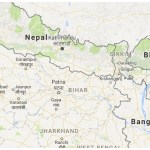 The Doklam standoff between India and China is a source of great concern in Nepal. Credit: Google maps, Reuters