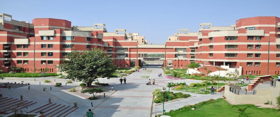 Guru Gobind Singh Indraprastha University. Credit: ipu.ac.in