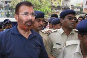 Retired Gujarat IPS officer DG Vanzara. Credit: PTI
