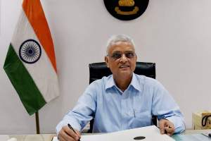 Election commissioner O. P. Rawat. Credit: PTI