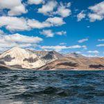 Pangong Lake. Credit: Wikimedia Commons