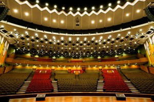 The auditorium at BITS Pilani, Hyderabad. Credit: BITS Pilani, Hyderabad