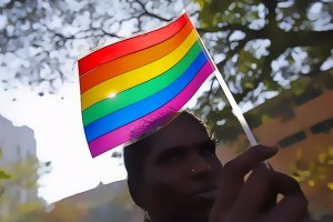 The Supreme Court's right to privacy judgment could pave the way for the decriminalisation of homosexuality. Credit: Reuters