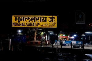 The Mughalsarai station was established near Varanasi in 1862 when the East India Company linked Howrah to Delhi by rail. Credit: YouTube