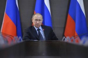 Russian President Vladimir Putin. Credit: Reuters