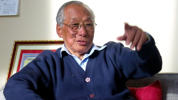 Rishang Keishing, world's oldest parliamentarian and Manipur's ex-CM, dies at 96